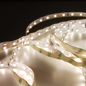 GERLED® Professional indoor LED strip 300 SMD 3528 1m WARM WHITE 24V