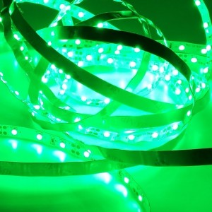 GERLED® Professional indoor LED strip 300 SMD 3528 1m GREEN