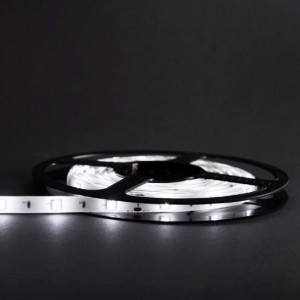 Economic waterproof LED strip 150 SMD 5050 1m COLD WHITE